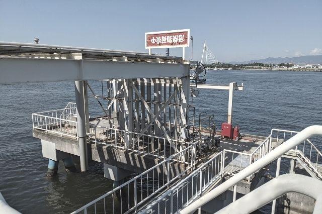 川本倉庫_専用桟橋